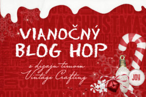 BLOG HOP s Vintage Crafting