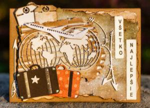 Pánska cestovateľská karta